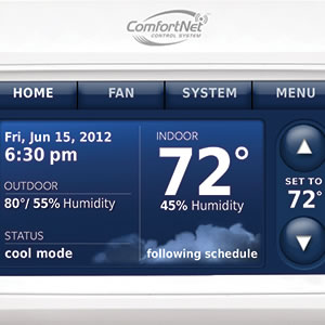 Denver Thermostat Installation