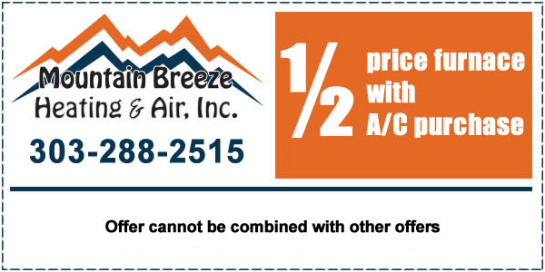 Mountain Breeze Heating | Half Price Air Conditioner