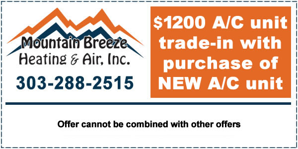 Mountain Breeze Heating | Air Conditioner Trade In